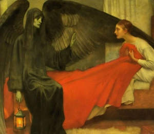 Death-and-the-Maiden-Marianne-Stokes-oil-painting