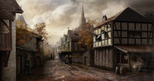 Medievalstreet