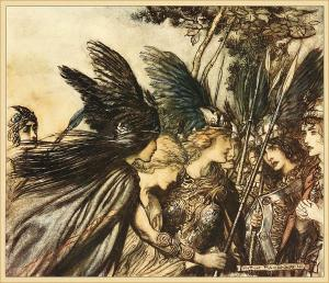 1-the-valkyrie-arthur-rackham