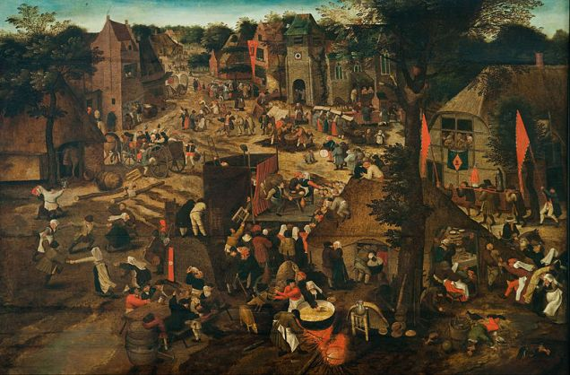 800px-Pieter_Brueghel_II_(The_Younger)_-_A_Village_Fair_(Village_festival_in_Honour_of_Saint_Hubert_and_Saint_Anthony)_-_Google_Art_Project.jpg