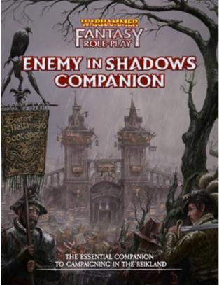 Det kunne være hyggeligt hvis alle Companions i serien genbesøger klassiske Warhammer-illustrationer som her.